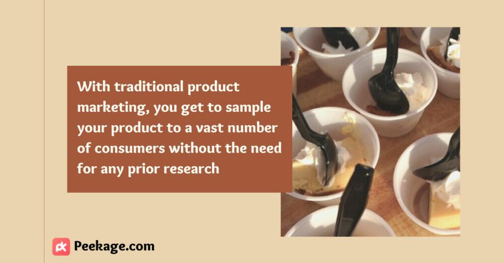 traditional-product-sampling